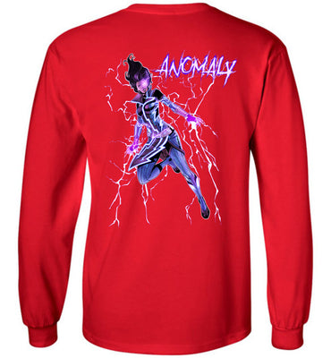 Capes & Chaos Anomaly Long Sleeve (Youth)