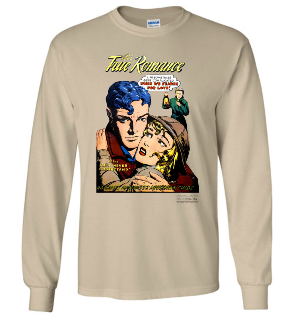 All True Romance No.1.4 Long Sleeve (Unisex, Light Colors)