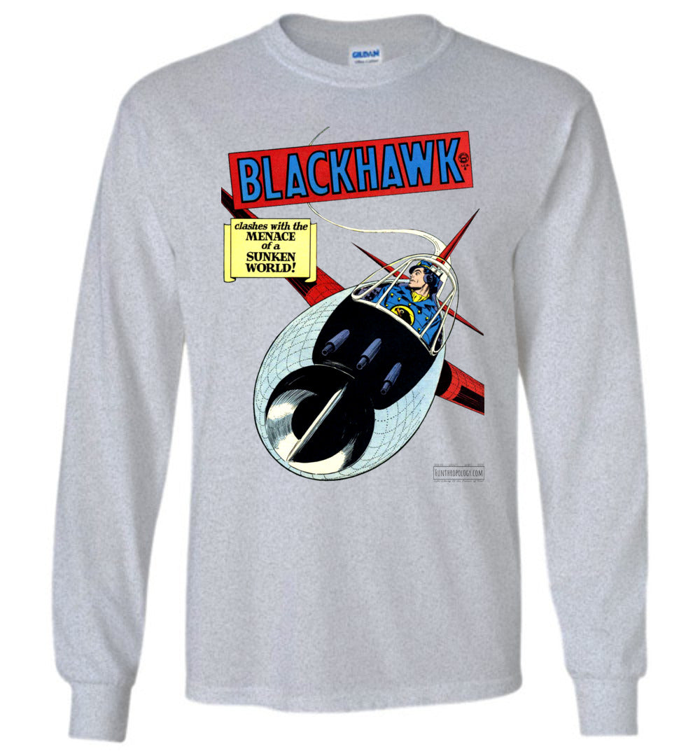 Blackhawk No.26 Long Sleeve (Unisex, Light Colors)