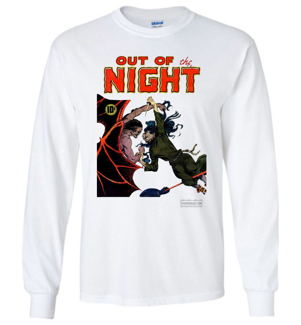 Out Of The Night No.4 Long Sleeve (Youth, Light Colors)