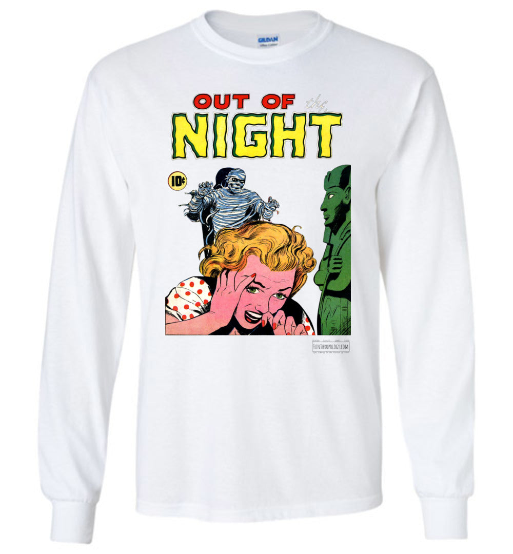 Out Of The Night No.2 Long Sleeve (Youth, Light Colors)