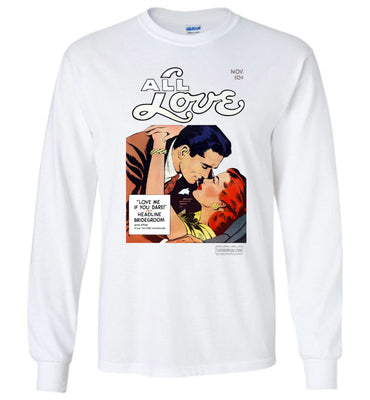 All Love No.29 Long Sleeve (Youth, Light Colors)