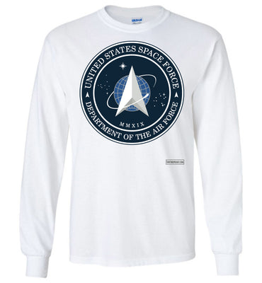 Space Force - Official Insignia Long Sleeve (Youth)