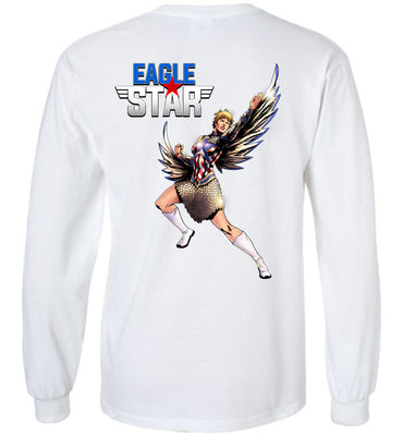 Capes & Chaos Eagle Star Long Sleeve (Unisex)