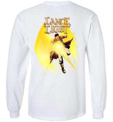 Capes & Chaos Lance Light Long Sleeve (Youth)