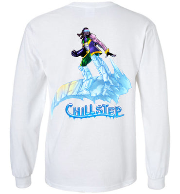 Capes & Chaos Chillstep Long Sleeve (Youth)