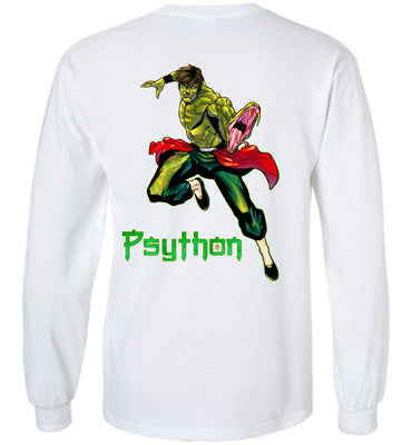 Capes & Chaos Psython Long Sleeve (Youth)