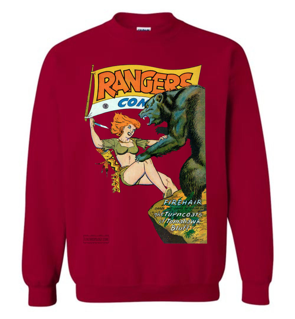 Rangers Comics No.41 Sweatshirt (Unisex, Light Colors)