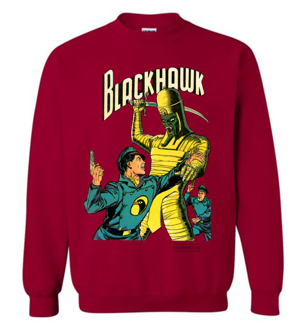 Blackhawk No.53 Sweatshirt (Unisex, Light Colors)