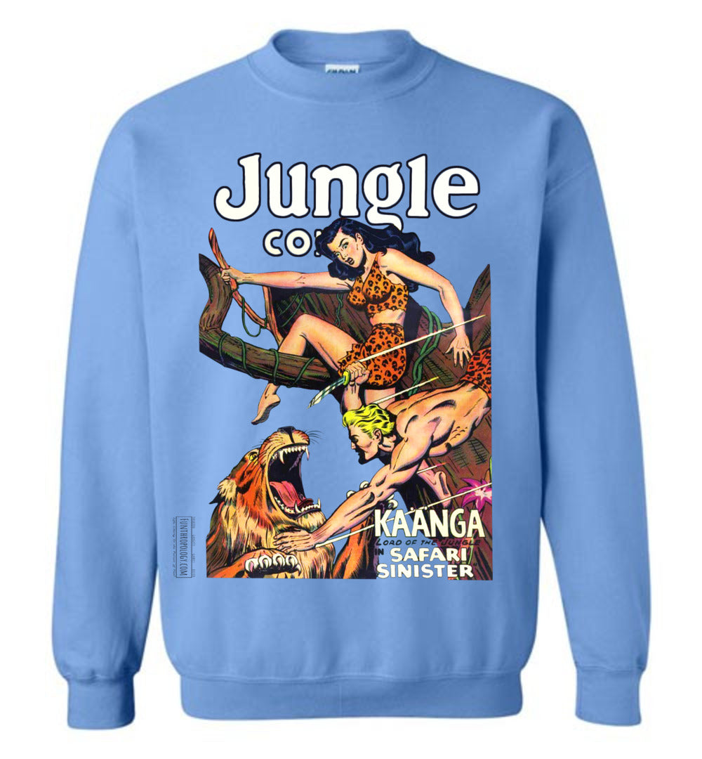Jungle Comics No.126 Sweatshirt (Unisex, Light Colors)
