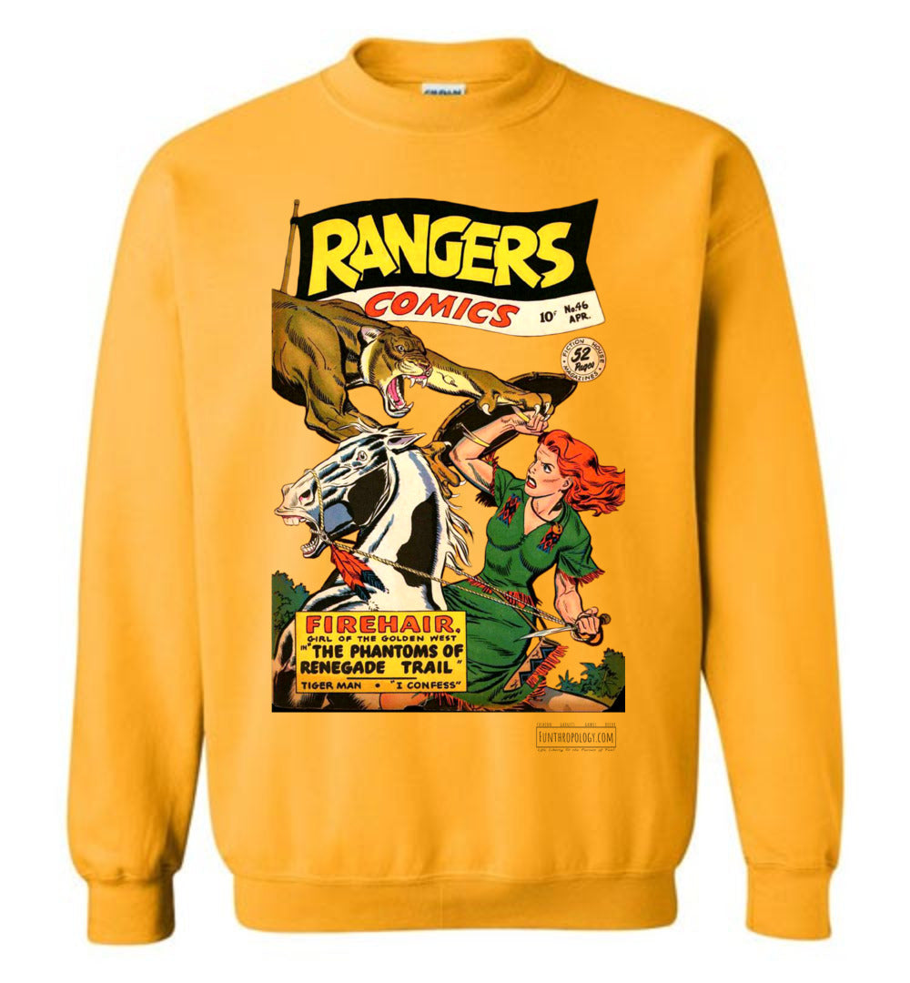 Rangers Comics No.46 Sweatshirt (Unisex, Light Colors)