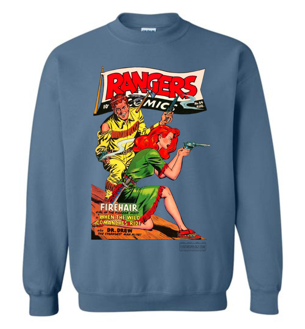 Rangers Comics No.54 Sweatshirt (Unisex, Light Colors)