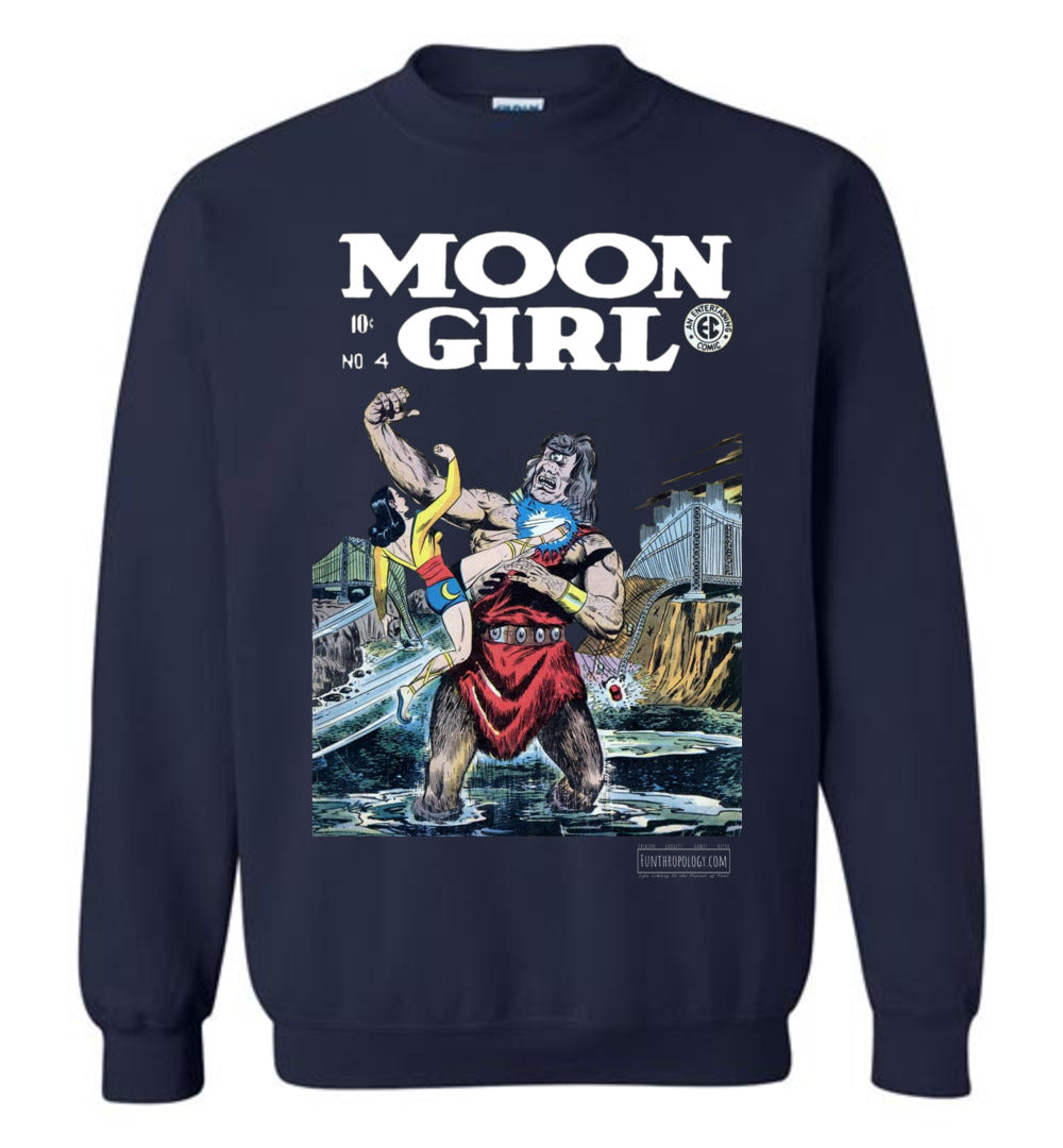 Moon Girl No.4 Sweatshirt (Youth, Dark Colors)