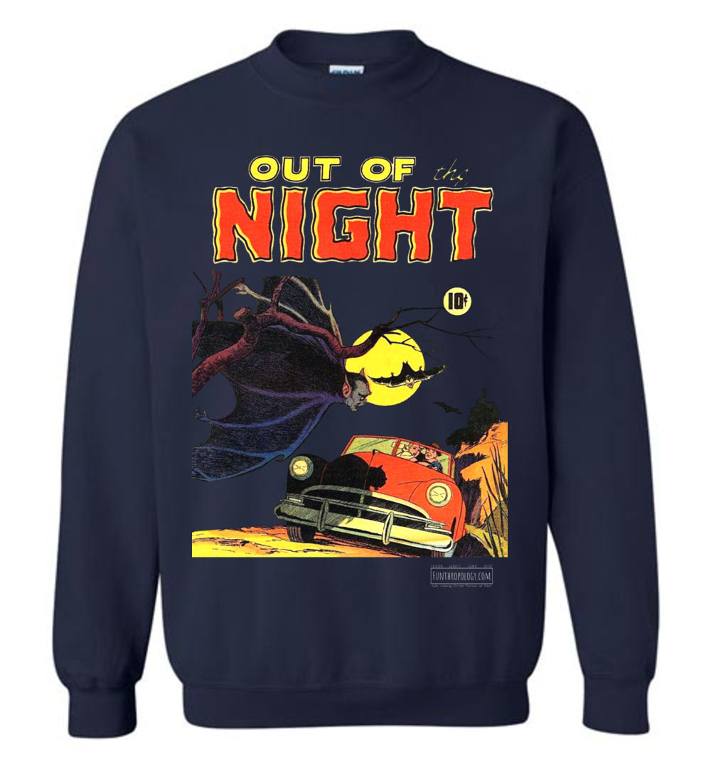 Out Of The Night No.1 Sweatshirt (Youth, Dark Colors)