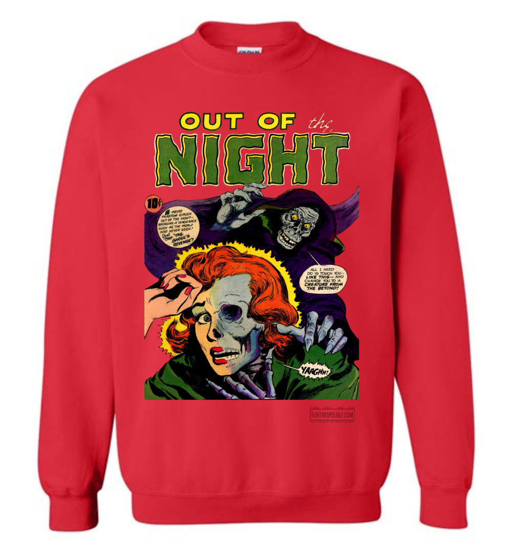 Out Of The Night No.6 Sweatshirt (Youth, Light Colors)