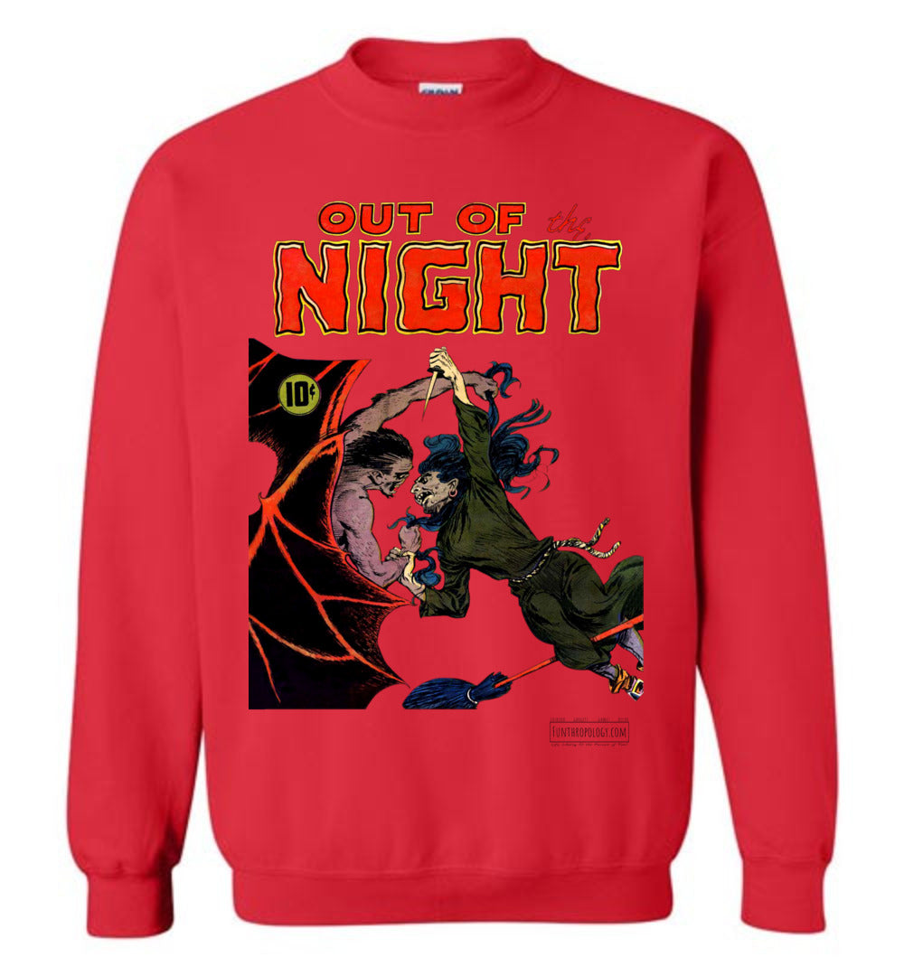 Out Of The Night No.4 Sweatshirt (Youth, Light Colors)