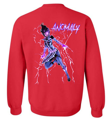 Capes & Chaos Anomaly Sweatshirt (Youth)