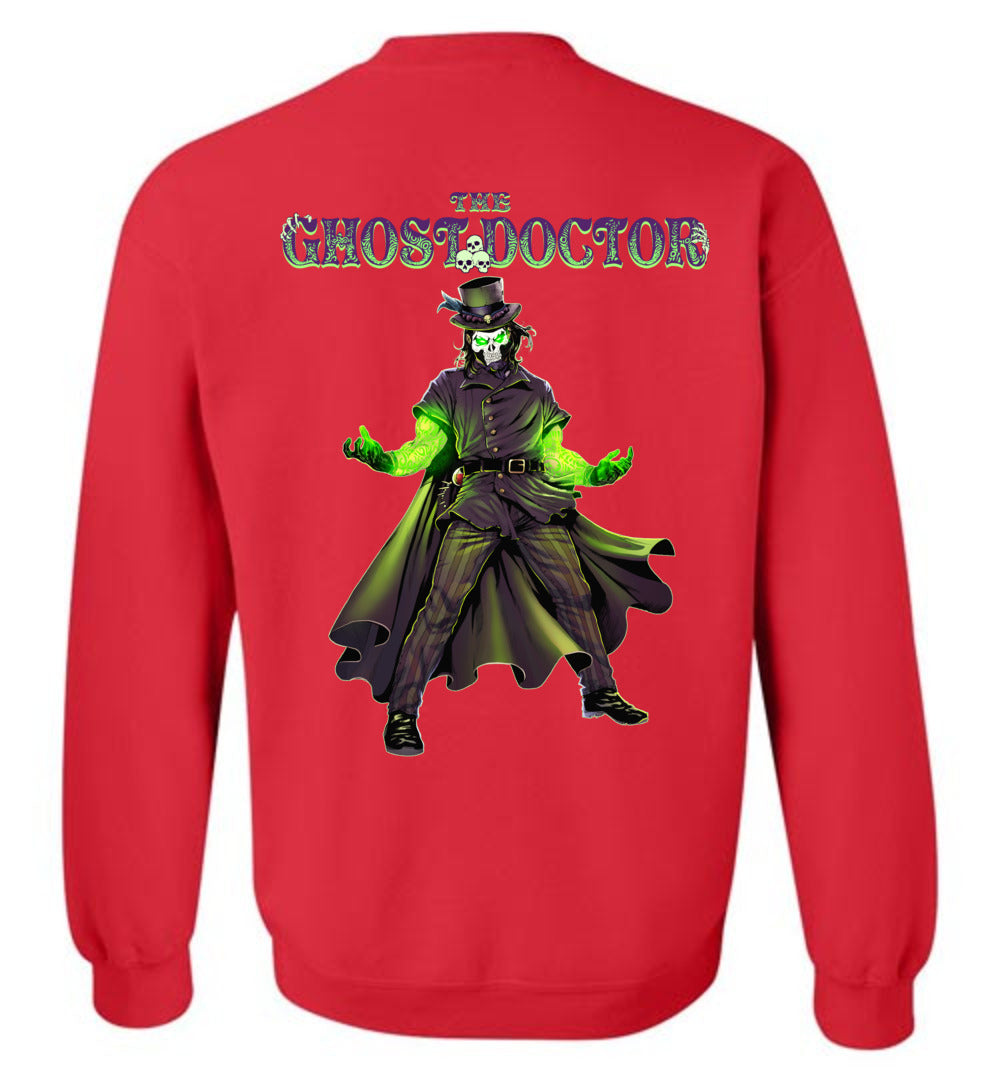 Capes & Chaos The Ghost Doctor Sweatshirt (Youth)