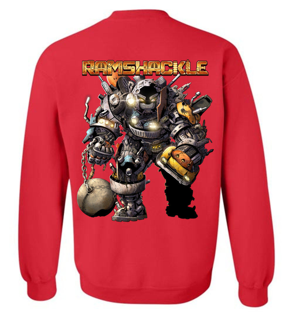 Capes & Chaos Ramshackle Sweatshirt (Unisex)