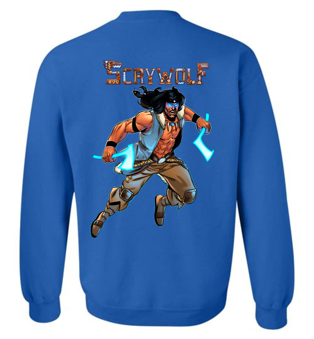 Capes & Chaos Scrywolf Sweatshirt (Youth)