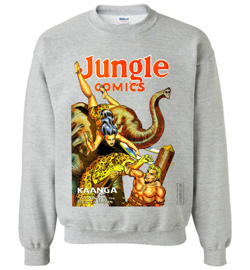Jungle Comics No.145 Sweatshirt (Unisex, Light Colors)
