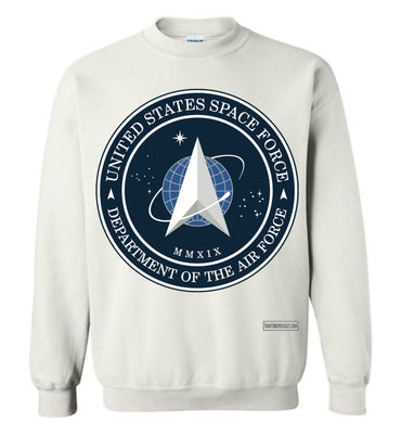 Space Force - Official Insignia Sweatshirt (Unisex)