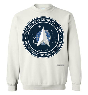 Space Force - Official Insignia Sweatshirt (Youth)