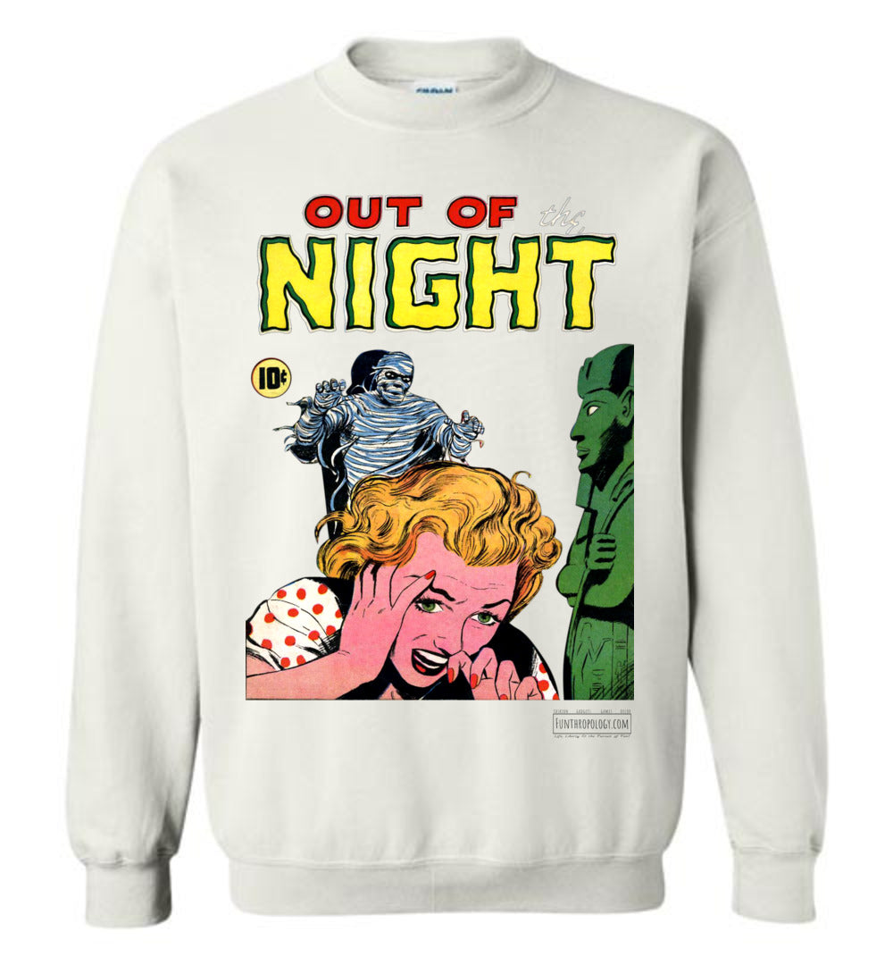 Out Of The Night No.2 Sweatshirt (Youth, Light Colors)