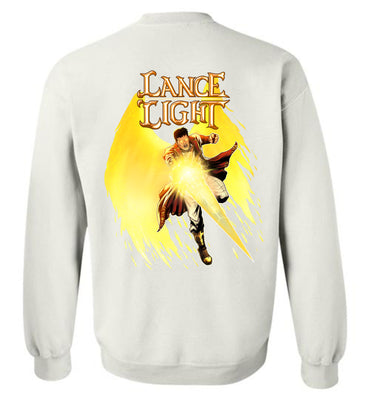 Capes & Chaos Lance Light Sweatshirt (Youth)
