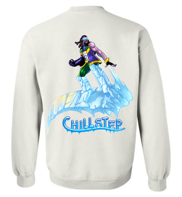 Capes & Chaos Chillstep Sweatshirt (Unisex)