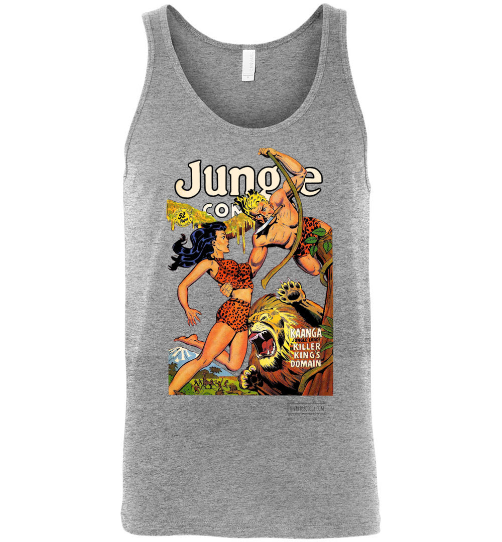 Jungle Comics No.120 Tank Top (Unisex, Light Colors)