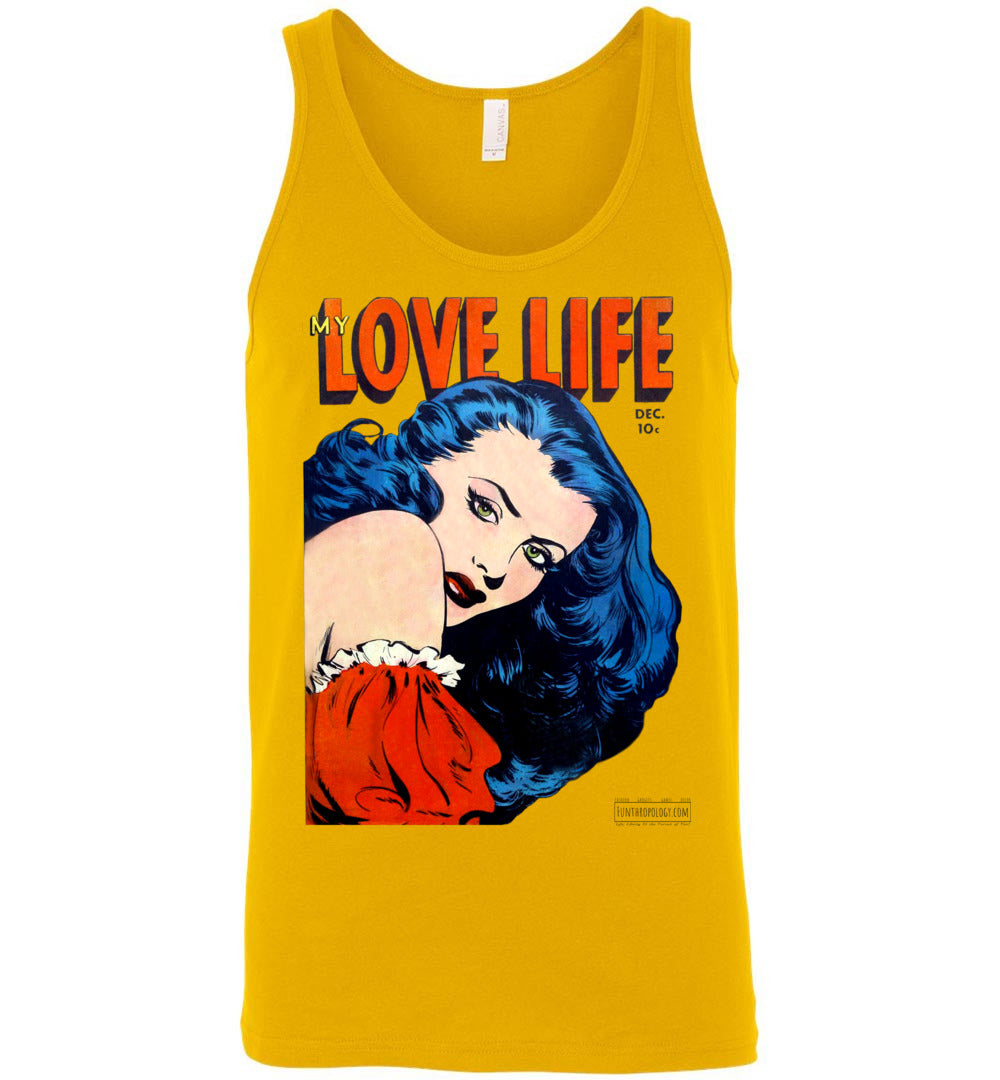 My Love Life No.9 Tank Top (Unisex, Light Colors)