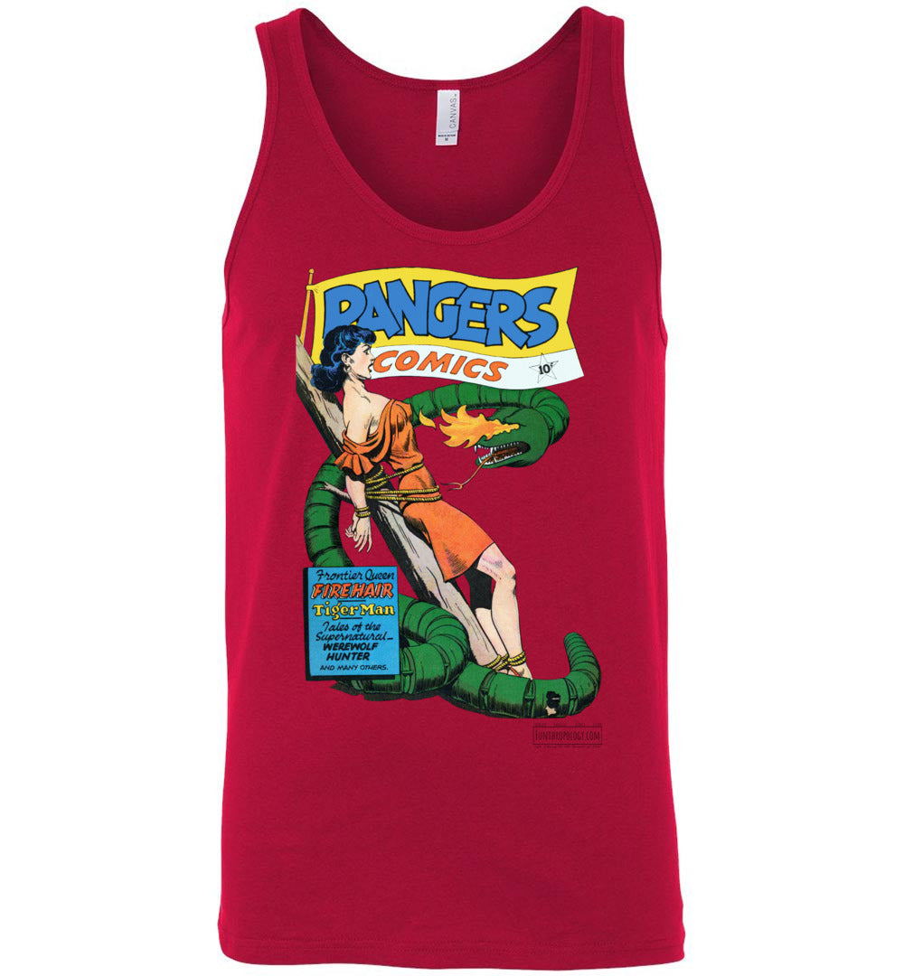Rangers Comics No.31 Tank Top (Unisex, Light Colors)
