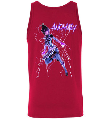 Capes & Chaos Anomaly Tank Top (Unisex)