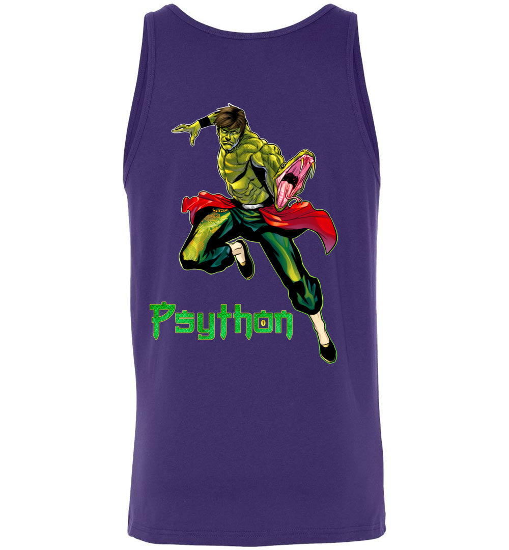 Capes & Chaos Psython Tank Top (Unisex)