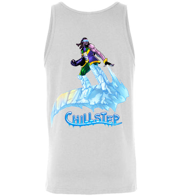 Capes & Chaos Chillstep Tank Top (Unisex)