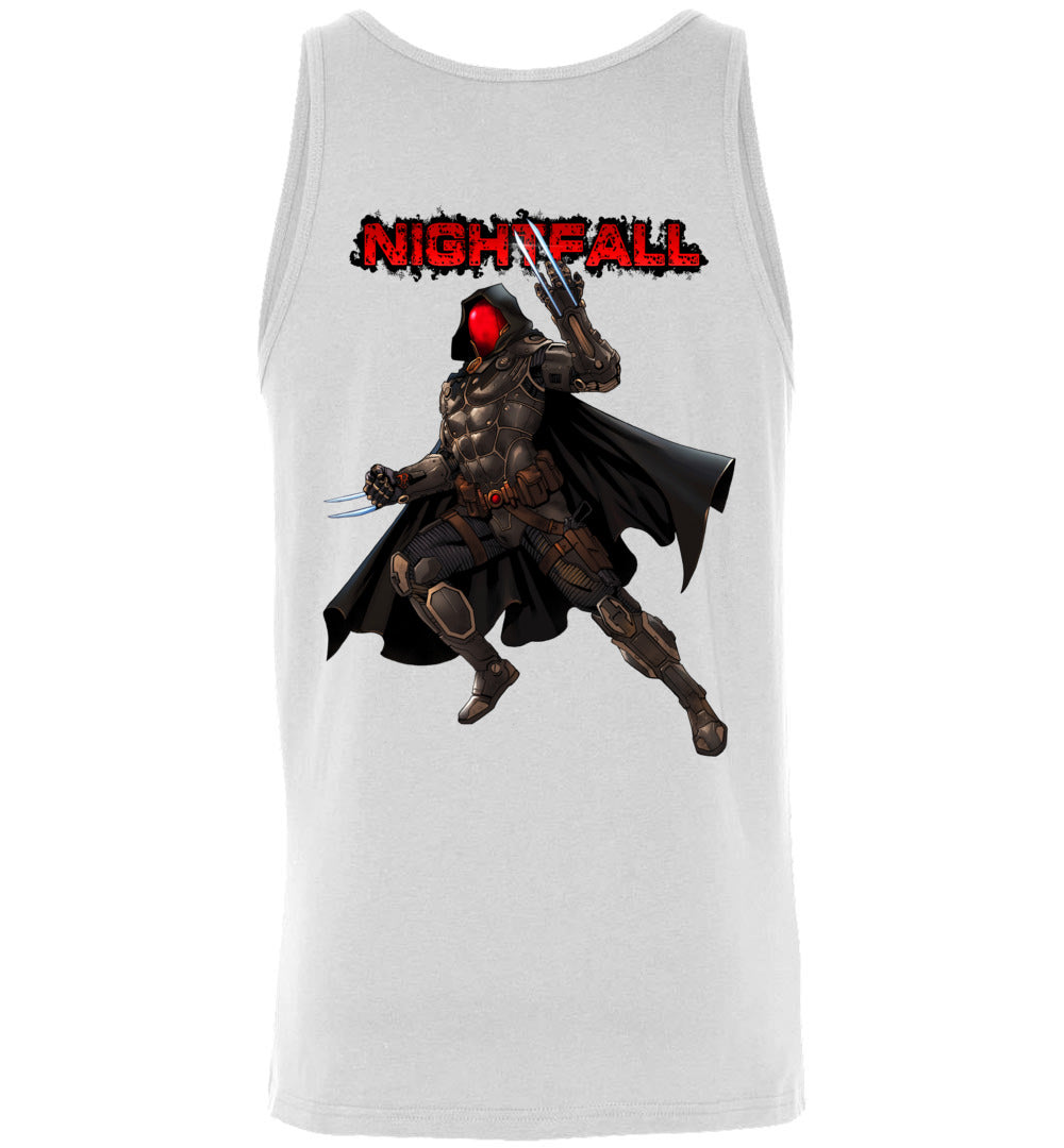 Capes & Chaos Nightfall Tank Top (Unisex)