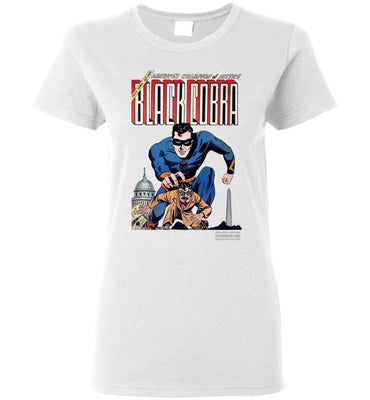 Black Cobra No.1 T-Shirt (Womens, Light Colors)