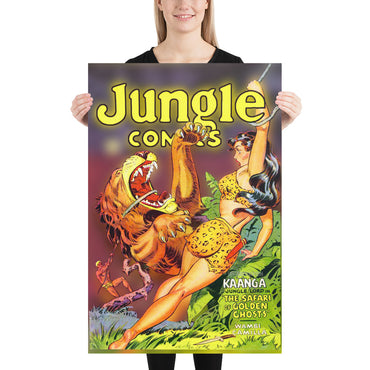 Jungle Comics No.137 - Poster