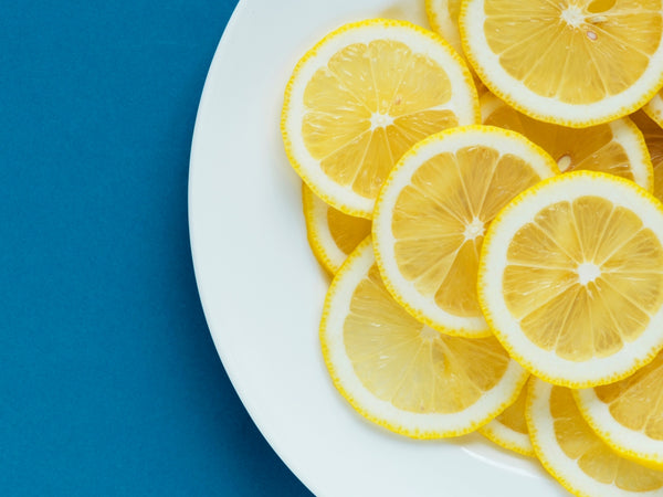 Lemon Water Is High In Citrate