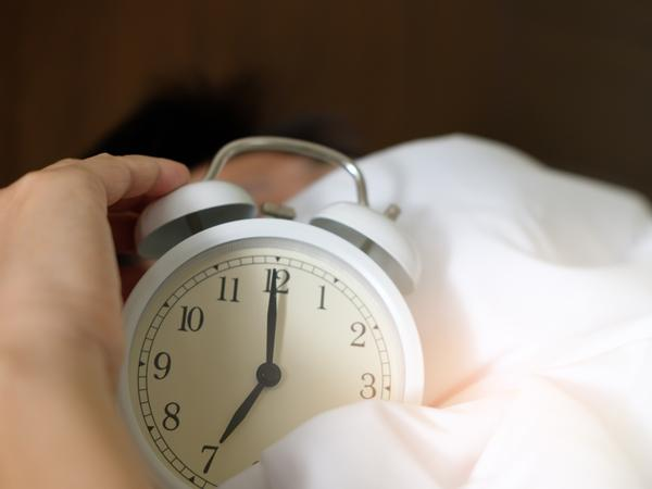 Sleep to feel more alert throughout the day