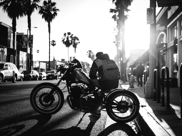 motorcycling in los angeles