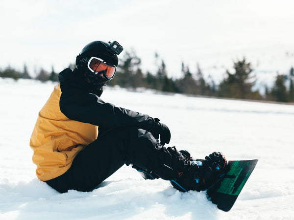 rest from snowboarding muscle weakness