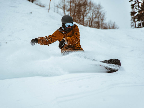snowboarding tips hydrated