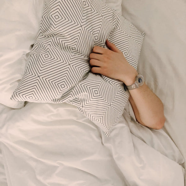 waking up in the morning sleep latency