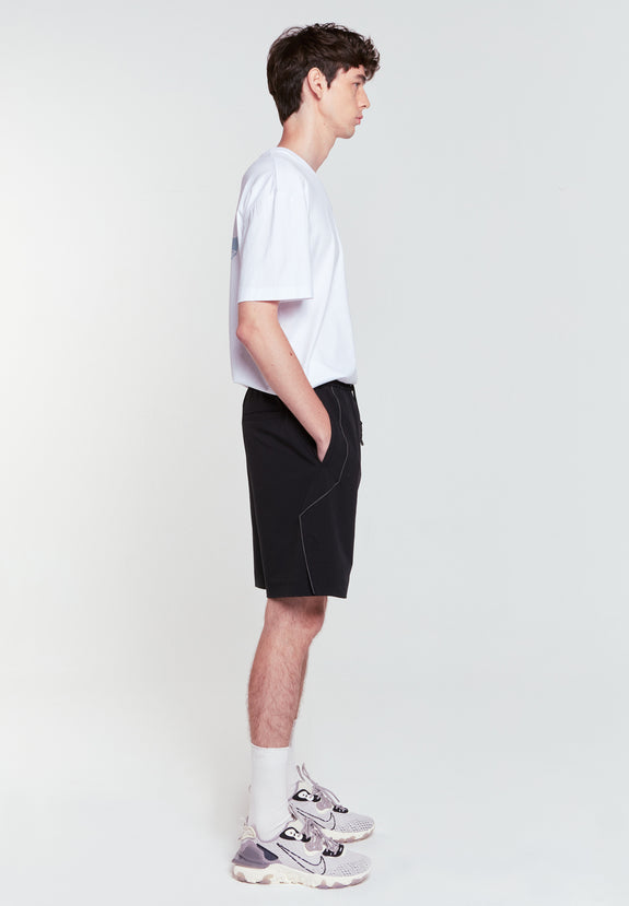 BIDD SHORTS BLACK
