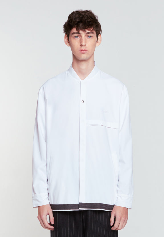 COACHE SHIRT WHITE