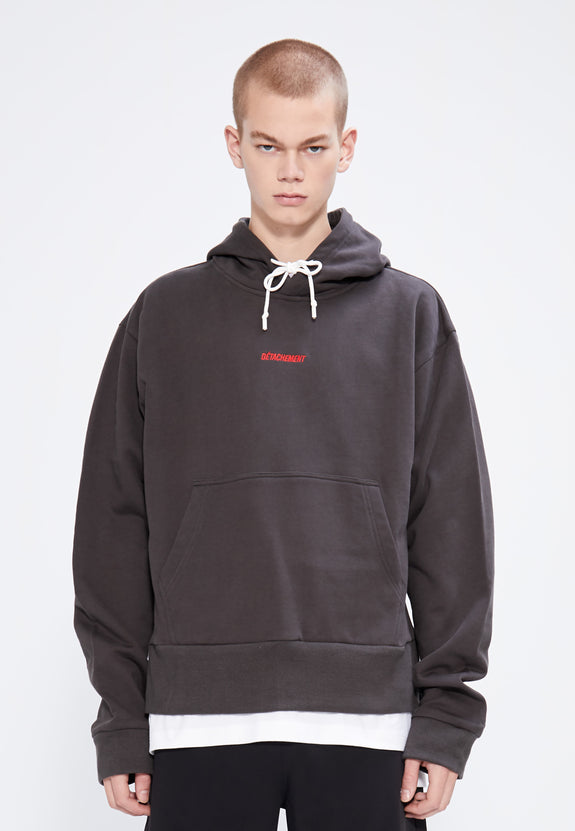 DÉTACHEMENT HOODY CHARCOAL
