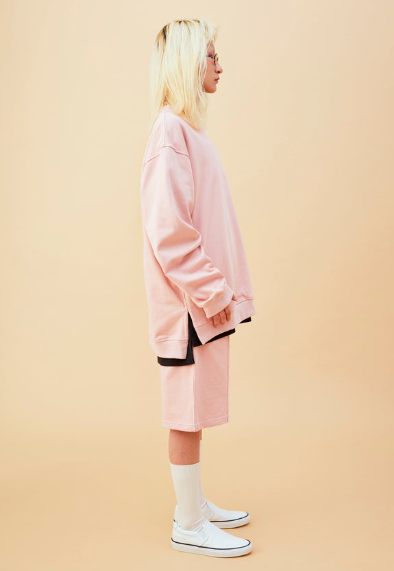 BLEEK SWEATER DUSTY PINK