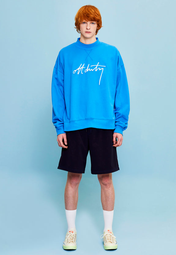 MANU SWEATER BLUE